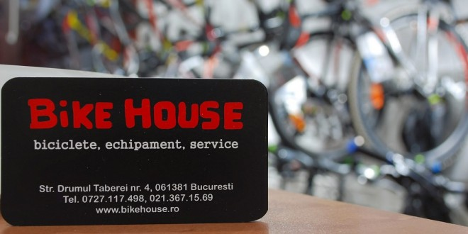 Showroom Bikehouse.ro