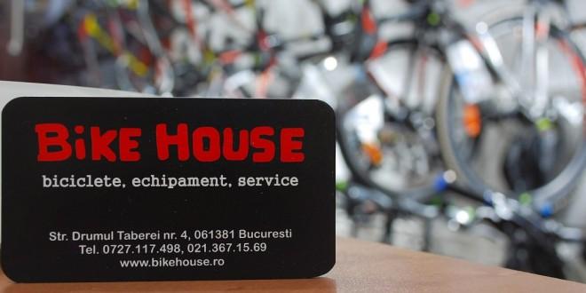 Showroom Bikehouse.ro
