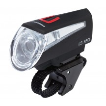 Lumina Fata Bicicleta Trelock  LS 330 Sport cu adaptor ZL700 Vario