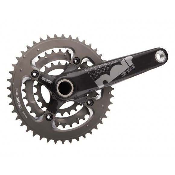 Angrenaj Bicicleta Noir XC 3.3 Team