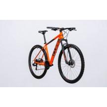 Bicicleta Cube AIM Pro Flashorange Grey 2017