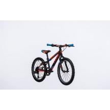 Bicicleta Cube KID 200 Black Flashred Blue 2017