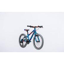 Bicicleta Cube Kid 200 Blue Red 2017