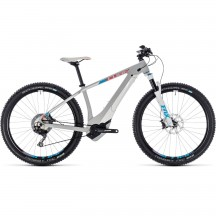 Bicicleta Cube Access Hybrid Slt 500 Team Ws 2018