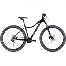 Bicicleta Cube ACCESS WS PRO Black Grey 2018