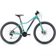 Bicicleta Cube ACCESS WS PRO Mint Raspberry 2018