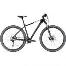 Bicicleta Cube Acid Black White 2018