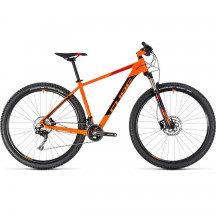 Bicicleta Cube Acid Orange Black 2018