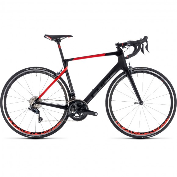 Bicicleta Cube Agree C:62 Sl Carbon Red 2018