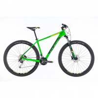 Bicicleta Cube Analog Flashgreen Grey  2018