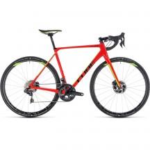 Bicicleta Cube Cross Race C:62 Slt Red Green 2018