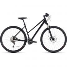 Bicicleta Cube Cross Sl Trapeze Black Edition 2018
