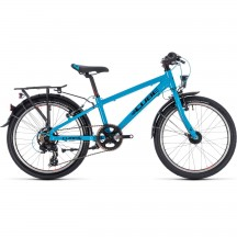 Bicicleta Cube KID 200 STREET Blue Black 2018