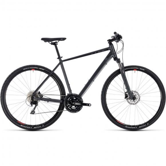 Bicicleta Cube Nature Exc Iridium Red 2018