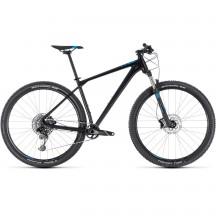 Bicicleta Cube REACTION RACE Black Blue 2018