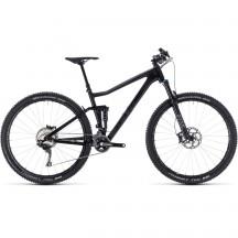 Bicicleta Cube STEREO 120 HPC SL Carbon Grey 2018