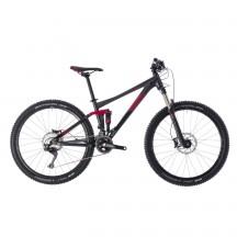 Bicicleta Cube Sting WS 120 Pro Iridium Berry 2018