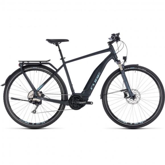 Bicicleta Cube Touring Hybrid Pro 500 Darknavy Blue 2018