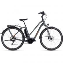 Bicicleta Cube Town Hybrid Sport Pro 500 Trapeze Grey Copper 2018
