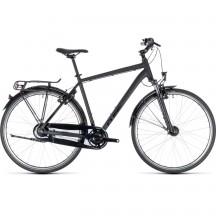 Bicicleta Cube Town Pro Comfort Black 2018