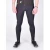 Pantaloni Ciclism Iarna Cube Black Line Black / White