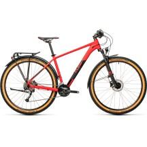 BICICLETA CUBE AIM SL Allroad Red Black 2021