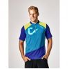 Tricou Cube Am Blue´n´lime 10600