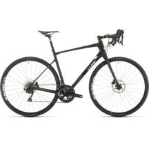 BICICLETA CUBE Attain GTC Sl Carbon White 2020