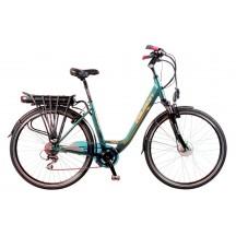 Bicicleta electrica Devron 2015