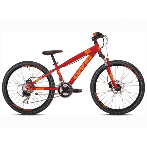 Bicicleta Copii Drag C1 JR Red Orange Team 24""