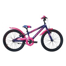 Bicicleta copii Drag Alpha  Blue Pink 16""
