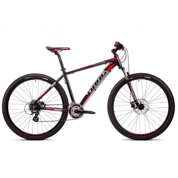 "Bicicleta Drag Hardy 3.0 27.5"" Black Red 2021"
