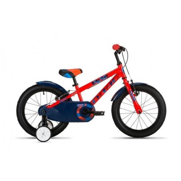 """Bicicleta copii Drag Rush Red Blue 14"""""""