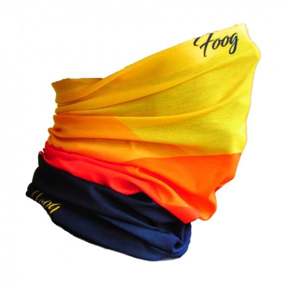 Bandana Foog Mountains Yellow