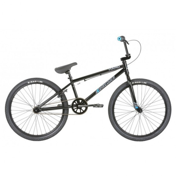 Bicicleta Haro Shredder 24 Pro 300mm Gri Mat 2019