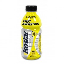 ISOSTAR FAST HYDRATION LEMON, 500ML