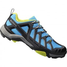 Pantofi SPD Shimano SH-MT34B Touring Blue / Black