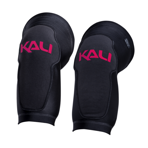 Genunchiere Kali Mission Black / Red