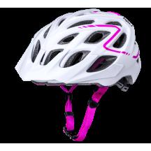 Casca Bicicleta Kali Chakra Plus Reflex White Pink