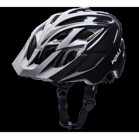 Casca Bicicleta Kali Chakra Solo Solid Black