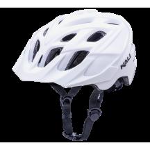 Casca Bicicleta Kali Chakra Solo Solid White