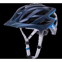 Casca Bicicleta Kali Lunati Frenzy Blue Grey