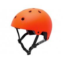 Casca Bicicleta Kali Maha Solid Hi Vision Orange