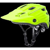 Casca Bicicleta Kali Maya 2.0 Matte Fluo Yellow