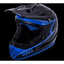 Casca Bicicleta Kali Zoka Grit Black Blue