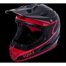 Casca Bicicleta Kali Zoka Grit Black Red