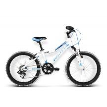 "Bicicleta Kross Level Mini 20"" Alb 2016"