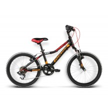 "Bicicleta Kross Level Mini 20"" Negru 2016"