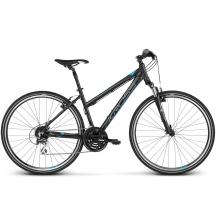 """Bicicleta Kross Evado 3.0 28"""" Negru Albastru 2018"""