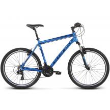 "Bicicleta Kross Hexagon 1.0 26"" Albastru Negru 2018"